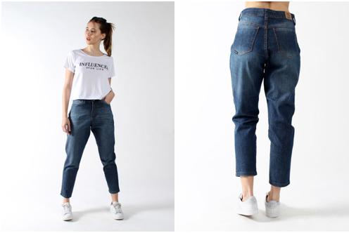 Jeans momfit